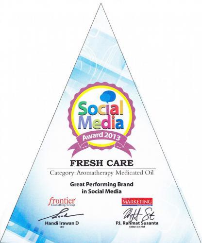 Social Media Award 2013