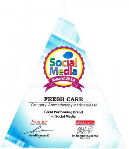 Social Media Award 2014