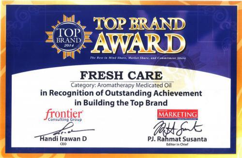 Top Brand Award 2014